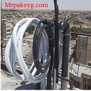 نمایندگی نصب کولرگازی ایران رادیاتور اصفهان