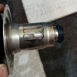گرم نشدن رادیاتورها خرابی پمپ
